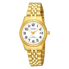 Gold, Silver, Diamond and Gemstone jewellery, and extensive watch collections Watch Model, Gold Watch, Gemstone Jewelry, Bracelet Watch, Gemstones, Jewels, Watches, Diamond, Lady