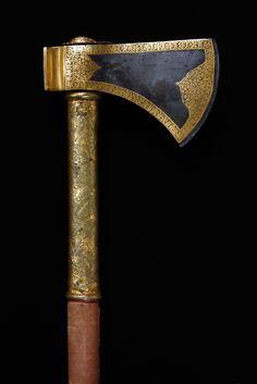 Indian Mogul Ax of 1800