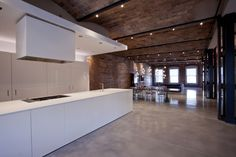 I could work with this layout!    Union Square Loft by Naiztat + Ham Architects