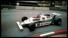 1980 Carlos Reutemann, Williams FW07B Ford Cosworth