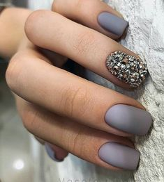 grey Acrylic short square nails design for summer nails, Short square nails color ideas, Natural gel short square nails design, Pretty and cute acrylic nails design Cute Acrylic Nail Designs, Short Nail Designs, Nail Designs Spring, Cute Acrylic Nails, Nail Polish Designs, Beautiful Nail Designs, Gel Nails, Nails Design, Spring Nails