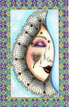 """Tearful "" card  by carolynboettner, via Flickr"