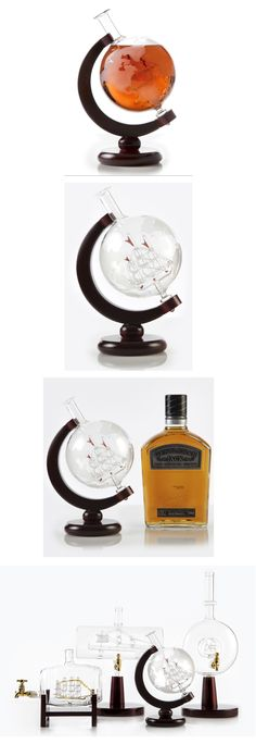 A beautiful piece to add to your living space, Plus you can also serve your guests drinks with this elegant decanter! :)