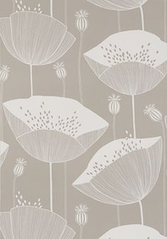 Poppy Mushroom MISP1067 - Seinäruusu - Verkkokauppa