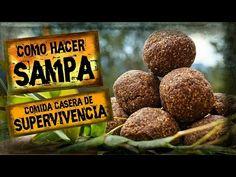 Como Hacer SAMPA / La Mejor RACIÓN DE EMERGENCIA Casera / Comida de SUPERVIVENCIA / MRE - YouTube Urban Survival, Survival Guide, Cocina Natural, Bushcraft, Home Remedies, Vegan Vegetarian, Tasty, Backyard, Beef