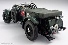 4.5 Liter Blower Bentley Le Mans 1930 by vegasracer, via Flickr