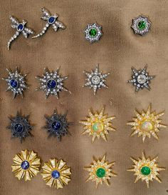 These studs from Arman are a great way to elevate your everyday earring wardrobe!