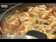 Chef στον αέρα - 22/04/2013 - YouTube Greek Recipes, Macaroni And Cheese, Meat, Chicken, Ethnic Recipes, Youtube, Food, Mac Cheese, Beef