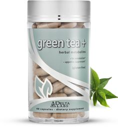 Learn more about Delta Labs Green Tea+ from Mommy and Blogger, Erin!