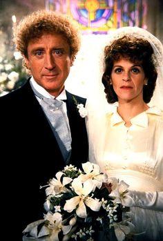 Gene Wilder & Gilda Radner (1984–1989) (her death)