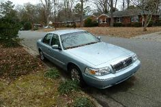 2006 Mercury Marquis LS, powder blue, Leather, Body and engine great. 63K Selling for my brother who is in assisted living $8,975 USD