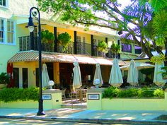 Campiello Restaurant  3rd. St. Naples,Fl.  One of the BEST restaurants in the city. www.kristoffjewelers.com