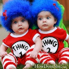 Love it! We do halloween parties as well at http://theweddingdj.net or http://scpartydj.com   DO: The Best DIY Halloween Costumes! (BABY EDITION) | Families that Stick