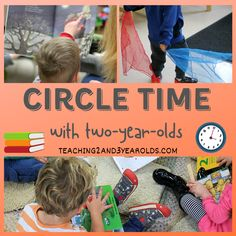 The Secrets to a Successful Toddler Circle Time
