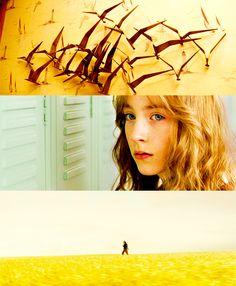 "Saoirse Ronan in ""Lovely Bones"" Susie Salmon, Brooklyn, The Lovely Bones, Daisy, Image Film, British Academy Film Awards, Beautiful Film, Irish Girls, Love Film"