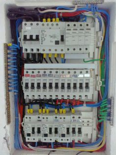 Cool 161 Best Distribution Board Images Electrical Engineering Power Wiring 101 Taclepimsautoservicenl