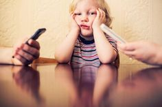 Don't Text While Parenting—It Will Make You Cranky | A new study from Boston Medical Center reveals that parents who get absorbed by email, games or other apps have more negative interactions with their children, making them feel like they're competing for attention with their parents' gadgets