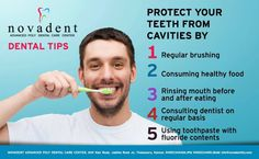 Tips to protect your #teeth from cavities