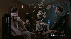 El pibe cabeza (1975) Directed by Leopoldo Torre Nilsson | With Alfredo Alcón, José Slavin, Silvia Montanari, Edgardo Suárez, Ana Casares, Raúl Lavié, Mario Luciani, Lilian Riera | #cinemagotika #incaatv #film #restoration #colorgrading #mastering #scanning