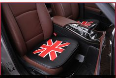 The union flag car MATS three-piece without back of a chair polo seasons general cooling mat automobile seat cushion single-seat Automobile, Union Flags, Car Mats, Interior Accessories, Seat Cushions, Cool Stuff, Unique, Vehicles, Flag