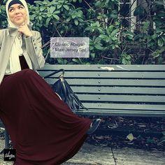 Basic Abaya & Hijab