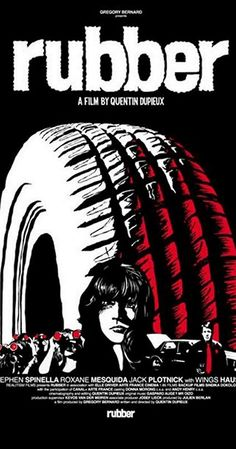 Directed by Quentin Dupieux. With Stephen Spinella, Roxane Mesquida, Wings Hauser, Jack Plotnick. A homicidal car tire, discovering it has destructive psionic power, sets its sights on a desert town once a mysterious woman becomes its obsession.