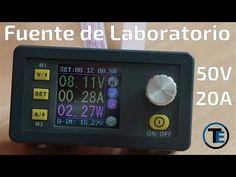 Fuente de Laboratorio 50V 20 Amperios Barata, DPS5020
