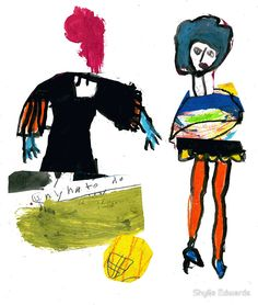 Dot and Jill.. set the fashion by Shylie Edwards