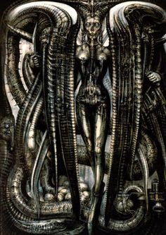 top 5 h.r. giger designs list- high fidelity notes  #3 Lilith