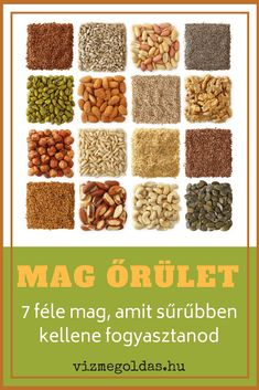 Egészséges táplálkozás - Mag őrület – 7 féle mag, amit sűrűbben kellene fogyasztanod Dog Food Recipes, Paleo, Esther Bible, Breakfast, Lilac, Health, Morning Coffee, Dog Recipes, Beach Wrap