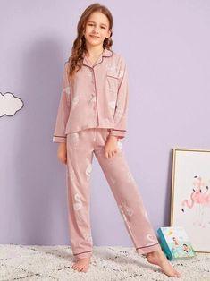 Tween Fashion, Girls Fashion Clothes, Fashion Outfits, Steampunk Fashion, Gothic Fashion, Girls Sleepwear, Girls Pajamas, Cute Girl Outfits, Cute Outfits For Kids