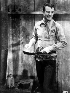 John Wayne (Blue Steel)
