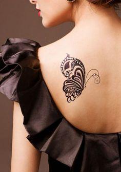 tattoos schmetterling tattoo stilvoll