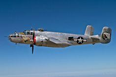 North American B-25J Mitchell | Flickr - Photo Sharing!