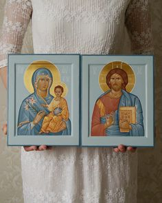 Byzantine Icons, Art Icon, Orthodox Icons, Madonna, Jesus Christ, Christianity, Religion, Paintings, Wedding