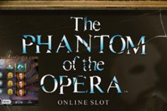 The Phantom of the Opera #slot from NetEnt will be unveiled July 24th for wins of up to 800x your stake- http://freeslotmoney.com/the-phantom-of-the-opera-slot-from-netent/