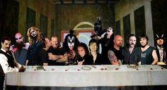 last supper heavy metal - Google keresés