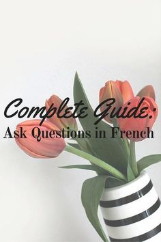 questions french free lesson selfrench course