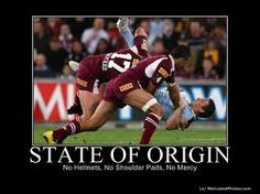 the worlds toughest contact sport. ** A Real man's football. Rugby Funny, Newcastle Knights, National Rugby League, Brisbane Broncos, Australian Football, Contact Sport, Rugby Men, Queenslander, World Of Sports