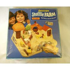 Playset - Shufflie Farm
