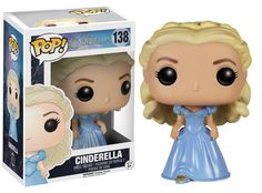 Cinderella - Movie Cinderella Pop! Vinyl Figure The beautiful Cinderella has been waiting at the ball for your love, quickly get in before midnight or you might miss out on this magical chance to finally have her in your arms! Featuring Cinderella in her enchanting blue ball gown, she is looking as stunning as ever! The perfect new addition to any Disney collection! Brought to you by Popcultcha - Australia's largest and most comprehensive Pop! Vinyl Online Store. ...