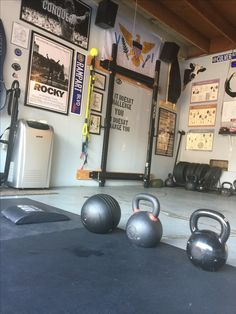 Best the garage gym images in crossfit garage gym at