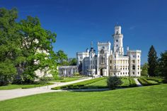 Schloss Hluboka nad Vltavou