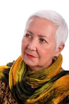 Hair styles for older women on Pinterest | Older Women, Short Hair ...