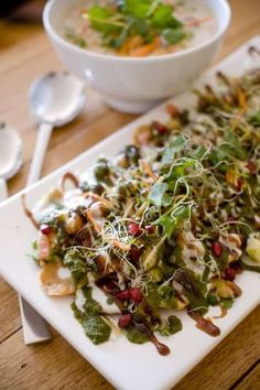 Papdi Chaat recipe by Jessi Singh of Babu Ji restaurant, New York Indian Food Recipes, Vegetarian Recipes, Ethnic Recipes, Papdi Chaat, Chaat Recipe, Recipe Sites, Food To Make, Curry, Nyc
