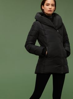 8aee9316 Mackage ODESSA COAT | Aritzia Winter Coats, Winter Jackets, Dress Fashion,  Winter Coat