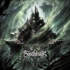 "Slechtvalk: Divided by Malice. From their new album a Forlorn throne. A somewhat easier song. ""Song is not mine, but by Slechtvalk. No Copyright Inten. Christian Metal, Christian Rock Bands, Black Metal, Heavy Metal, Gothic, Metal Albums, Metal Artwork, Music Albums, Metal Bands"