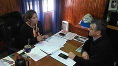 Anuncio de la realización de un censo en comunidades originarias