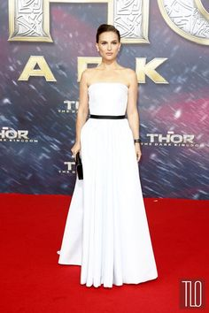 "Hiddleston, Portman, Hemsworth at ""Thor: TDK"" German Premiere   Tom & Lorenzo"
