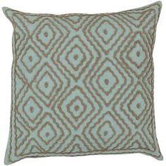Melanie Pillow in Mint